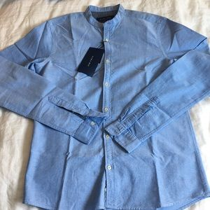 NWT Zara Men's European style shirt